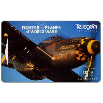 Fighter planes of World War II, North American P-51D Mustang, $5
