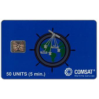 Comsat - 50 units, grey helm, Schlumberger 2020, chip SC-4