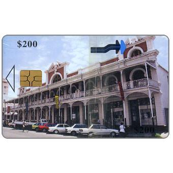 The Phonecard Shop: Bulawayo Gallery, $200