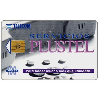 Telecom Argentina - Servicios Plustel, 100 pulsos