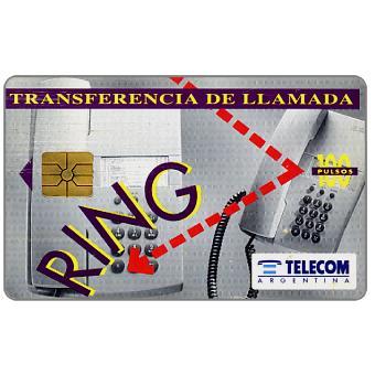 Telecom Argentina - Transferencia De Llamada, 100 pulsos