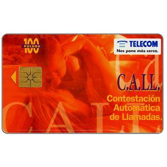 Telecom Argentina - C.A.L.L., 100 pulsos
