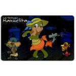 The Phonecard Shop: Telefonica de Argentina - La tortuga Manuelita, dancing, 20 creditos