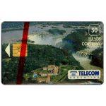 The Phonecard Shop: Telecom Argentina - Iguazu Falls, complimentary, 50 pulsos