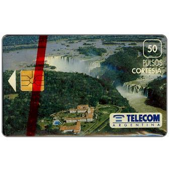 Telecom Argentina - Iguazu Falls, complimentary, 50 pulsos