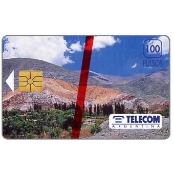 Telecom Argentina - Seven Colours Hill, 100 pulsos