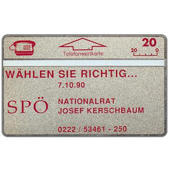 SPO-Kerschbaum, 20 units