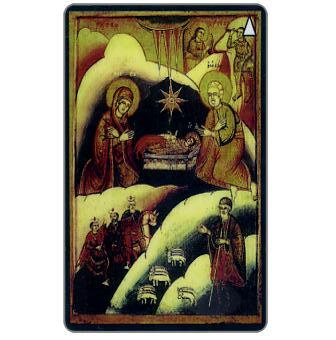 Betkom - Icons, Christmas, 52BULA, 10 units