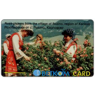 Betkom - Rose-pickers from the village of Rozino, 54BULG, 10 units