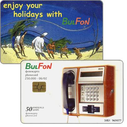 Bulfon - Enjoy your holidays 3, beach volley, 50 units