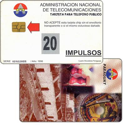 Phonecard for sale: Antelco,  Montage, 20 impulsos