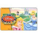 The Phonecard Shop: Venezuela, Disney Regreso 2/4, Bs. 4000