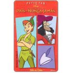 The Phonecard Shop: Venezuela, Disney's Peter Pan 1, Bs. 3000