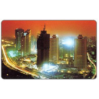 The Phonecard Shop: Shanghai - Hongqiao, ¥ 100