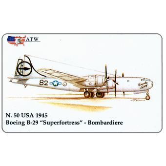 "WW2 Planes n.50, Boeing B-29 ""Superfortress"""