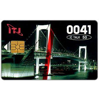 ITJ, First chip issue, bridge, 50 units