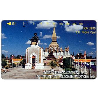 That Luang Stupa, 500 units