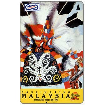 Uniphonekad - Fascinating Malaysia, Dancer, 65MSAB, $10