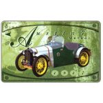 The Phonecard Shop: Old Cars, Austin 7 Meteor, 122SIGB, $10