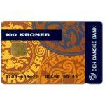 The Phonecard Shop: Danmønt - Den Danske Bank, 02.98, 100 kr