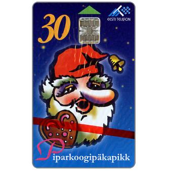 The Phonecard Shop: Christmas 1997, gnome, 30 kr