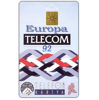 Europa Telecom 1992, 120 units