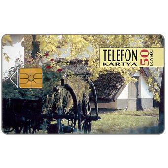 The Phonecard Shop: Farm cart, 50 units