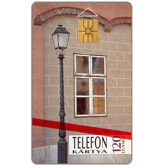 Street lamp, 120 units