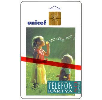 Unicef, Children of Europe, 50 units
