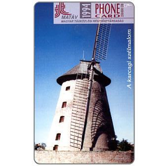Windmills Puzzle 1/4, Karcag, 50 units