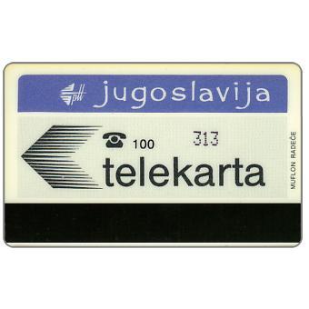 Federativna Social. Rep. - 3 digits control number, 100 units