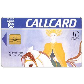 The Phonecard Shop: Niamh from Tir na nOg, chip GEM1, 10 units