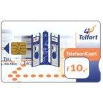 The Phonecard Shop: Telfort, Modern phones, FL 10