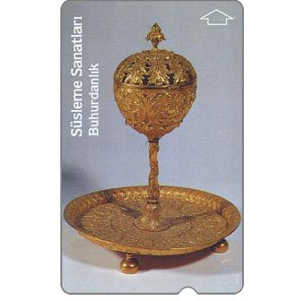 The Phonecard Shop: Decoration arts, Incenser, 30 units
