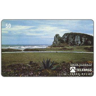 The Phonecard Shop: Sistema Telebras - Praia Da Guarita, 20 units