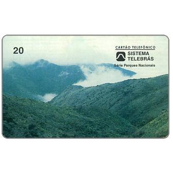 The Phonecard Shop: Sistema Telebras - Parque Nacional do Itatiaia, 20 units