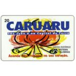 The Phonecard Shop: Sistema Telebras - Caruaru, 20 units