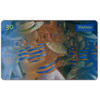 The Phonecard Shop: Telefonica - Sambistas, 30 units