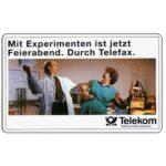 The Phonecard Shop: Telefax, 12 DM