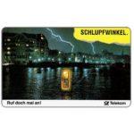 The Phonecard Shop: Schlupfwinkel, 12 DM