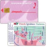 The Phonecard Shop: Hit – Gostinstvo, code B093..., 20 imp.