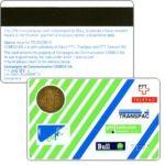 The Phonecard Shop: Comco - Card, Sonderausgabe Telecom 91