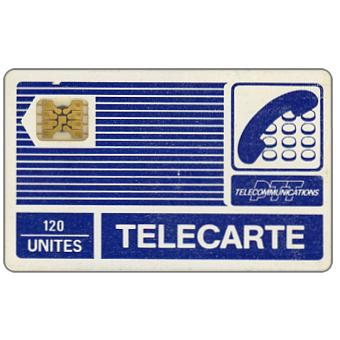 "The Phonecard Shop: Definitive ""Pyjamas"", chip SC-4ob with frame, 120 units"
