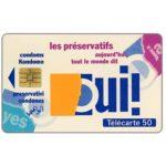 The Phonecard Shop: Preservatifs: oui, chip SO3, 50 units