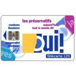 The Phonecard Shop: Preservatifs: oui, 120 units