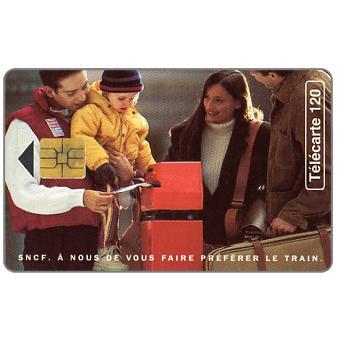 The Phonecard Shop: France, SNCF - Grands Departs, 120 units