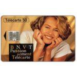 The Phonecard Shop: BNVT, 07/96, 50 units