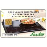 Phonecard for sale: Sauter, 50 units