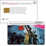 The Phonecard Shop: Was macht Paris?, chip 50, 50 DM