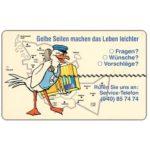 The Phonecard Shop: Hamburger Addressbuch, 12 DM